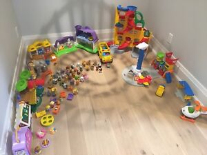 Fisher Price Little People Sets