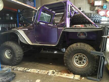 Landcruiser, 1971, BJ40,  4x4 Competition Vehicle Windsor Hawkesbury Area Preview