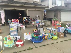 *** HUGE MULTIFAMILY GARAGE SALE!!!***