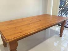 Dining Table to seat 8 people (with matching furniture) Fairfield West Fairfield Area Preview