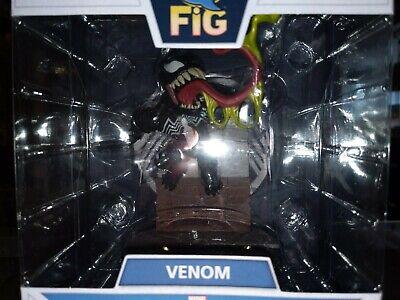 Quantum Mechanix Venom Q-Fig Diorama Figure