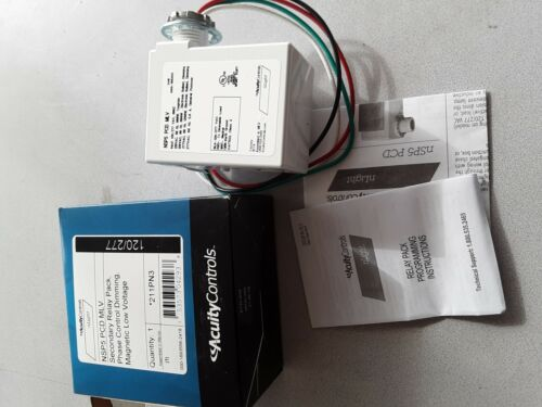 NSP5 PCD MLV ~ Secondary Relay Pack ~ nLight ~ Acuity Controls