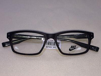NEW Nike 7231 (200) Matte Tortoise Green 53[]16 140  Eyeglasses Frame