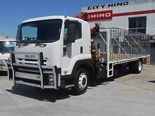 2008 Isuzu FTR900 Crane *** 29,000kms Only *** Old Guildford Fairfield Area Preview