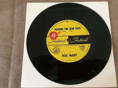 Real Mccoy I Will   Around The Gumtree Single Record 7  Promo