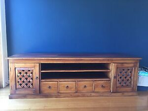 TV / Entertainment Unit George Town George Town Area Preview