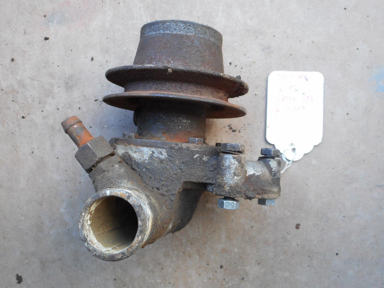 Mercedes Benz W187 M180 Water Pump & Pulley Ponton