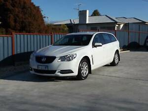 2014 Holden Commodore EVOKE VF Wagon *LOW KMS* Margate Kingborough Area Preview