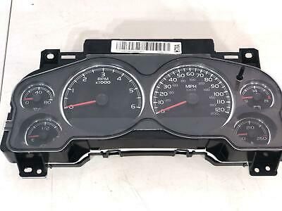 2007-2009 Chevrolet Tahoe Speedometer Assembly 184K Oem