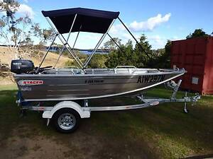 NEW 2016 STACER 399 PROLINE STRIKER NEVER BEEN ON THE WATER Tuross Head Eurobodalla Area Preview