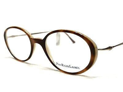 NEW Polo Ralph Lauren PL2008 5018 Children's Tortoise Rx Eyeglasses Frames 45/18