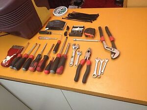 Pro tool tools and spanner set etc Ulverstone Central Coast Preview