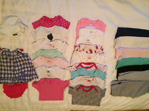 Girl 6-12 month lot