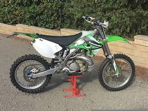 2006 KX250 Tyers Latrobe Valley Preview