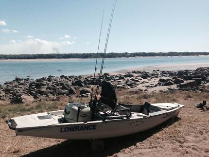 Hobie Pro Angler PA14 (ex ABT Bream Grand Final 2013) New Farm Brisbane North East Preview