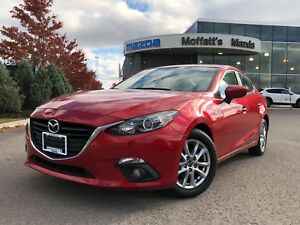 2015 Mazda Mazda3 GS BLUETOOTH, HEATED SEATS, BACKUP CAM, 7 SCRE