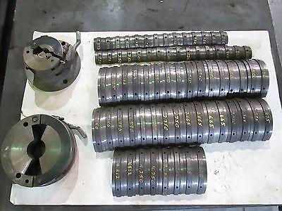 Pot Chuck Tooling For Berco Rtm 225 Crankshaft Grinder