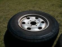 4 Wheels and tyres off 2001 Mazda Bravo/Ford Courier Mosman Park Cottesloe Area Preview
