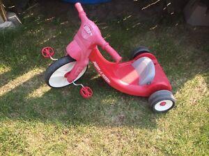 Toddler bikes