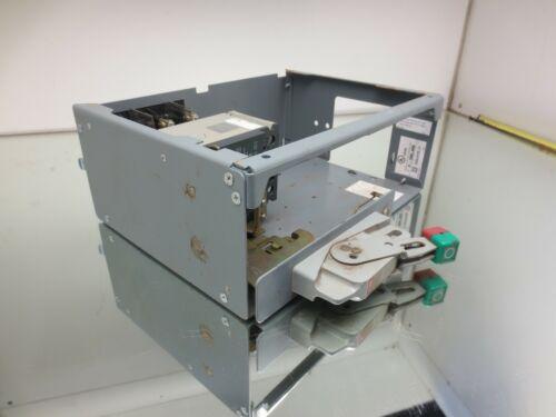 "SQUARE D GJL36020, 17025087-002.002 MOTOR CONTROL MCC BUCKET 6"" 20AMP, 480V"