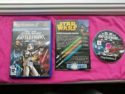 Star Wars: Battlefront (Sony PlayStation 2)