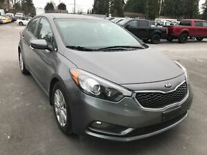 2016 Kia Forte 1.8L LX ACCIDENT FREE, LOCALLY DRIVEN, EX-RENTAL