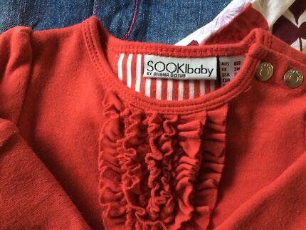 Baby girls 100 items Sookibaby Eeni Meeni Bebe Ergobaby bag Marangaroo Wanneroo Area Preview