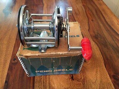 Vintage Penn Long Beach 65 Fishing Reel Unused in Original Box