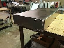 Stainless steel fabrication no job to small Marsden Logan Area Preview