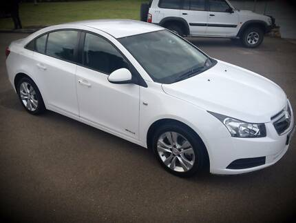2009 HOLDEN CRUZE - 11 MONTHS REGO - TURBO DIESEL /EXCELLENT COND Mona Vale Pittwater Area Preview
