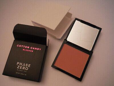 NEW Phase Zero Make Up COTTON CANDY BLUSHER .18 oz.
