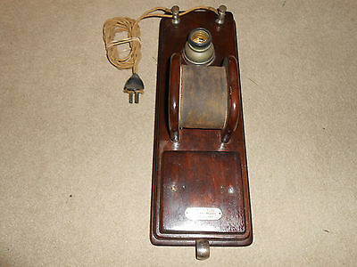 Boettger And Wittig Antique Electric 1900s Demagnetizer For Watches And Tools