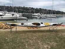 Mirage 530 fibreglass sea kayak (ex-rental) Mosman Mosman Area Preview