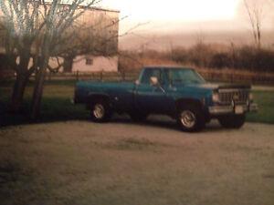 1976 Chevy Scottsdale 4x4
