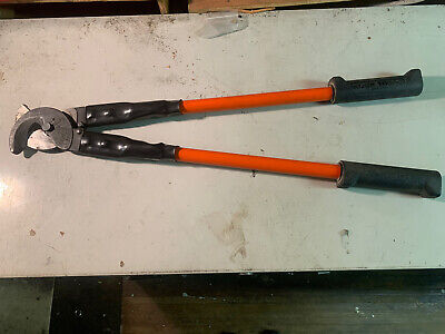 Klein Standard Wire Cutters Capacity 1-38 Wire 26 Long