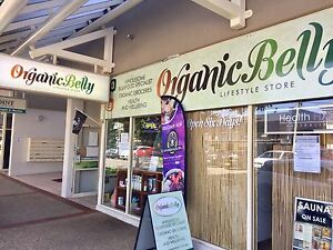 Organic Belly For Sale ( Health Food store) Port Macquarie Port Macquarie City Preview
