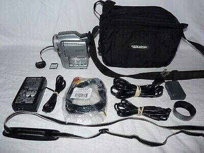 Canon Optura200 Optura 200 MiniDv Mini Dv Stereo Camcorder Player Video Transfer