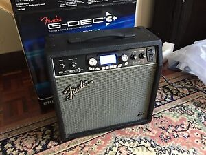 Fender G-DEC 30 30w GUITAR AMP - BARELY USED + FOOTSWITCH BOARD Heathcote Sutherland Area Preview