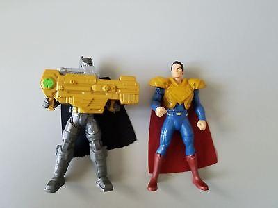 Batman v Superman Ultimate Battle Action Figure 2 Pack