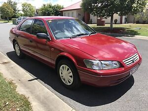 TOYOTA CAMRY-2000-4CYL-AUTO-7 MONTHS REGO-RWC-COLD AIR CON-4 CYL-CHEAP Upper Coomera Gold Coast North Preview