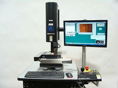 Quality Control Solutions Seebrez Sb666 Optical Cmm Video Measuring System
