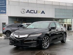 2015 Acura TLX TECH | $1000OFF | OFFLEASE | AWD | 3.4% |