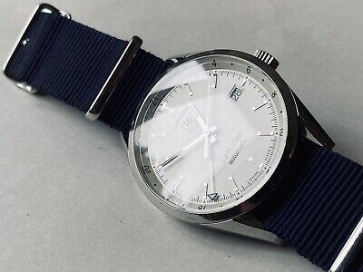 Tag Heuer Carrera Twin Time, Automatic Watch   Mint Condition