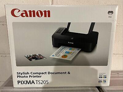 #800 - STAMPANTE CANON PIXMA TS205 INKJET A COLORI