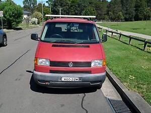 1998 Volkswagen Transporter Van/Minivan Carlingford The Hills District Preview