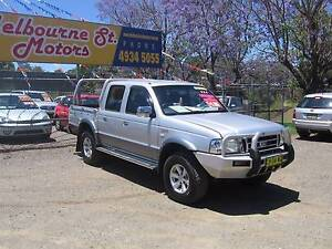 2004 Ford Courier Ute East Maitland Maitland Area Preview