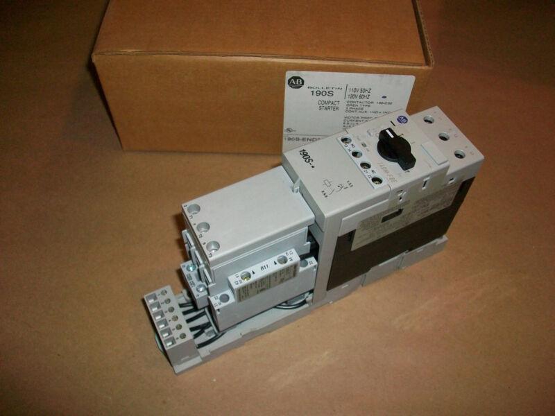 Allen Bradley Compact Motor Starter  190S-END3-FC10C  NEW
