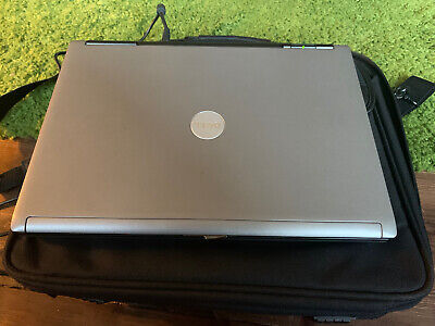 """Dell Latitude D620 14"""" laptop computer In Good Working Order"""