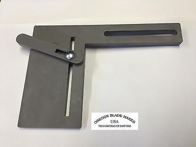 Belt Grinder Tool Rest For 2x72 Knife Making Grinder