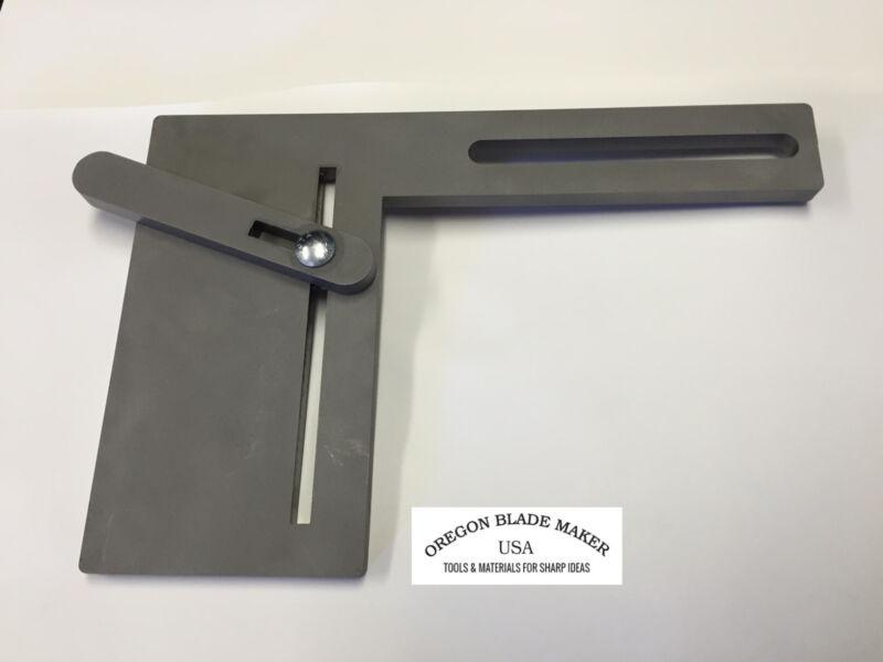 """Belt Grinder Tool Rest for 2x72"""" knife making grinder"""